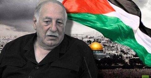 """""""احمد جبریل"""" دبیرکل جبهه مردمی برای آزادی فلسین"""