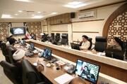 نشست مسئولین حوزوی با موضوع تحولات اخیر افغانستان