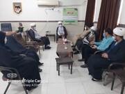 نشست هماندیشی مدیران مدارس علمیه، سازمان تبلیغات و فعالان فرهنگی برگزار شد