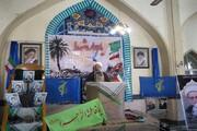تصاویر/ یادواره شهدای روحانیت در شهرستان صحنه