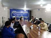 تصاویر/ قم المقدسہ میں دفتر مجلس وحدت مسلمین پاکستان کی جانب سے افغانستان کی صورتحال کے متعلق منعقدہ پریس کانفرنس