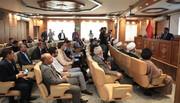 مؤتمر في مرقد الامام الحسين (ع) لمناقشة التراث الاندلسي وتأثره بفكر اهل البيت (ع)