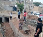 پیشگیری از سوانح و حوادث ناگوار با همدلی مردم و امام محله