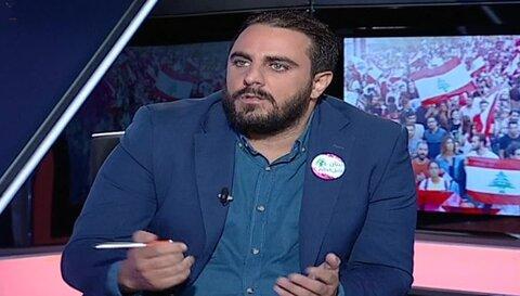 """""""غسان سعود"""" نویسنده و روزنامه نگار لبنانی"""