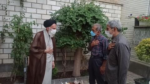 سردار حسام و آیت الله موسوی اصفهانی