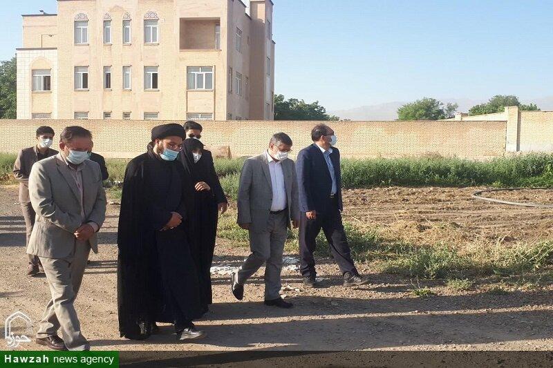 تصاویر/ بازدید استاندار همدان از موسسه آموزش عالی حوزوی خواهران فدک