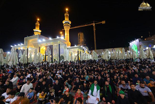 تصاویر/ حال و هوای کاظمین در سالروز شهادت حضرت جواد الائمه (علیه السلام)