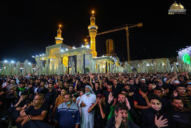 """بالصور/ مجالس العزاء تؤكد أهمية زيارة الإمام المُنتجب محمد بن علي الجواد """"عليه السلام"""""""