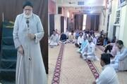 تنظیم المکاتب میں قرآن خوانی اور جلسۂ تعزیت
