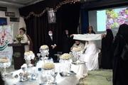 مراسم ازدواج طلبگی در اردوگاه ابوذر همدان برگزار شد