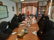 اولین جلسه هم اندیشیمشاورین مدارس علمیه استان مرکزی برگزار شد