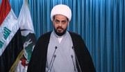 الشيخ الخزعلي يوجه انتقادا حادا للحكومة العراقية بسبب فاجعة المستشفى