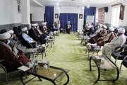 تصاویر/  شصت و ششمین گردهمایی ائمه جمعه خراسان شمالی