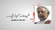شہید علامہ حسن ترابی نے اسلام کی سربلندی کی خاطر ہر قسم کی قربانی دی،یعقوب شہباز