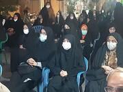 اجتماع خانوادگی مردم کاشان برای اجرای قانون عفاف و حجاب