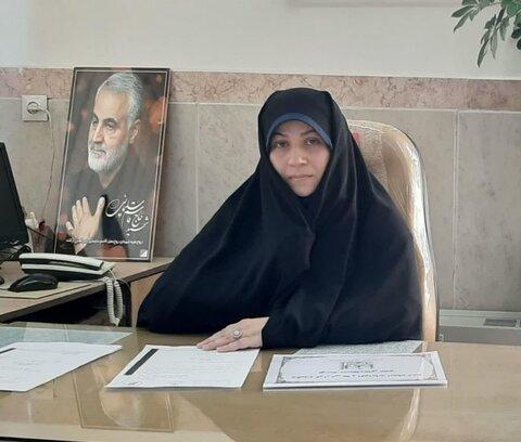 احیای هویّت زن مسلمان ایرانی با ترویج فرهنگ عفاف و حجاب