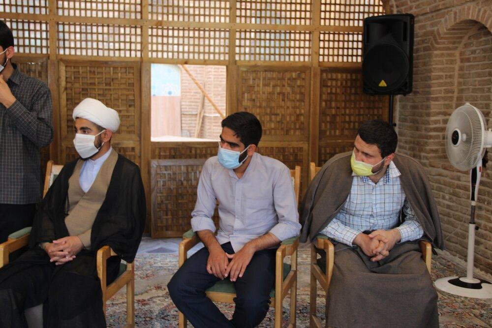 برگزاری دوره علمی و معنویتی طلبه تراز انقلاب اسلامی در حوزه علمیه قزوین