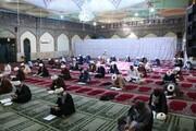 آزمون کتبی ورودی سطح ۳ مشاوره اسلامی در اهواز برگزار شد + عکس