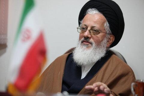 آیت الله سید مجتبی حسینی نماینده ولی فقیه در عراق
