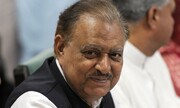 رئیس جمهور سابق پاکستان درگذشت