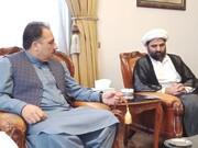 ایم ڈبلیوایم پاکستان کے اعلیٰ سطح وفد کی نئے گورنر بلوچستان سید ظہور آغا سے ملاقات، محرم الحرام کےانتظامی امور پر تبادلۂ خیال