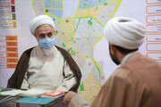 تصاویر / بازدید امام جمعه قزوین از طرح رسالات (تربیت مبلغ امور خانواده و دانش آموزی )