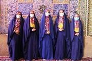 استفاه از نخستین برند حجاب خادمان در یکی از زیباترین مساجد ایران