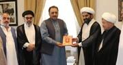 تصاویر/ کوئٹہ میں گورنر بلوچستان سے ایم ڈبلیو ایم پاکستان کے وفد کی ملاقات