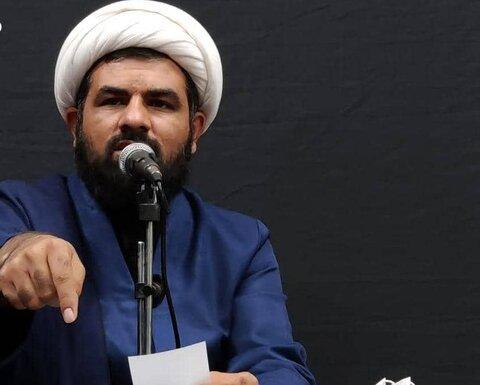 حجت الاسلام آذر افروز