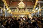 افتتاح شباك الشفاء لمزار العلوية شريفة بنت الإمام الحَسن (عليه السلام) + الصور