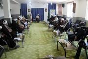 نشست شورای هماهنگی حفظ آثار و نشر ارزشهای دفاع مقدس روحانیت برگزار شد