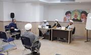 اولین جلسه دفاع از تحقیق پایانی حوزه علمیه استان یزد برگزار شد