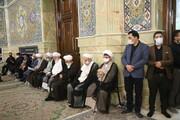 تصاویر/ مراسم بزرگداشت مرحوم حجت الاسلام والمسلمین ابوالقاسم اقبالیان