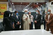 از واکسن ایرانی استفاده میکنم / تقدیر از مسئولان مرکز بهداشت قزوین