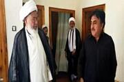 آئی جی پولیس گلگت بلتستان کی امام جمعہ سکردو علامہ شیخ حسن جعفری سے ملاقات، خطے میں امن و امان پر تبادلہ خیال