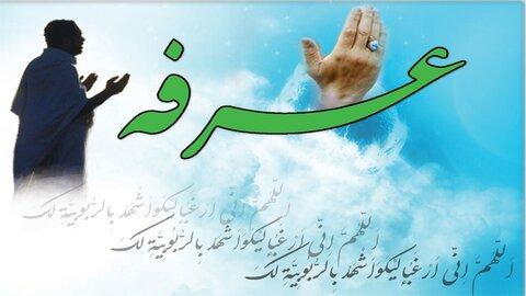 اعمال روز عرفہ و دعائے عرفہ