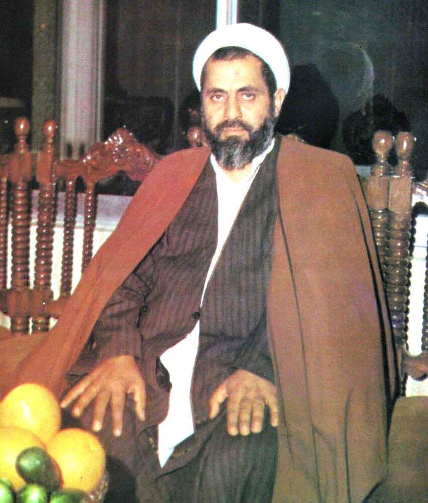 مرحوم شهید شیخ احمدکافی