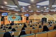 محفل ادبی «نور علی نور» در قم برگزار شد