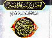 معرفی دو کتاب درباره حضرت امیر (ع) و اهل بیت (ع)