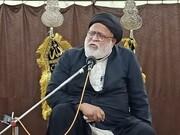 غم حسین علیہ السلام ہمیشہ تازہ ہے، مولانا سید صفی حیدر زیدی