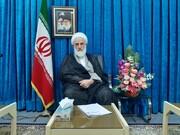 فیلم   عید قربان در بیان امام جمعه کاشان