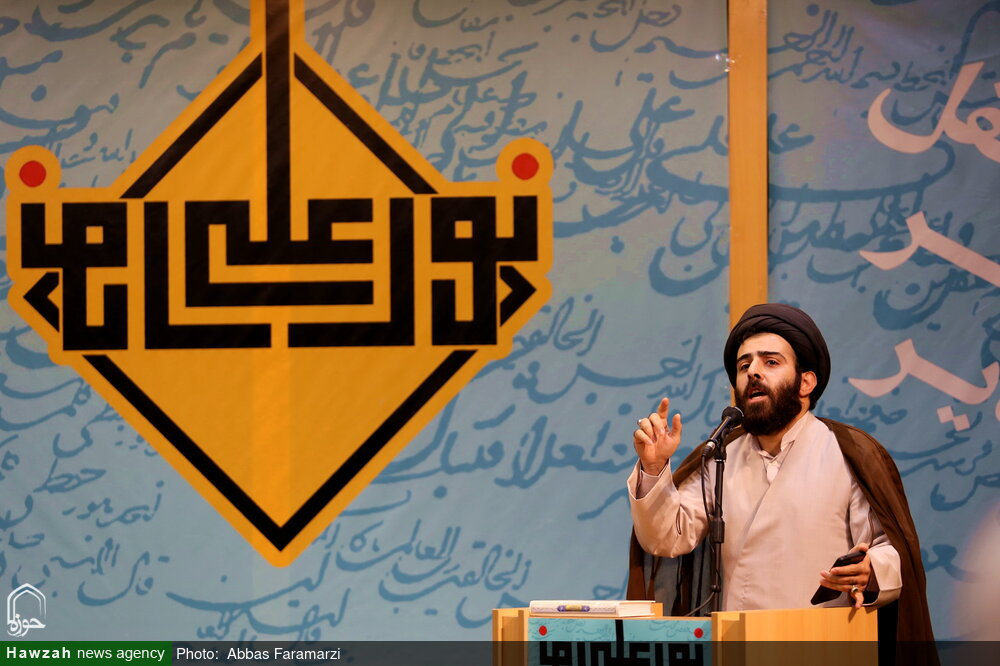 تصاویر/ محفل شعر غدیر« نور علی نور»