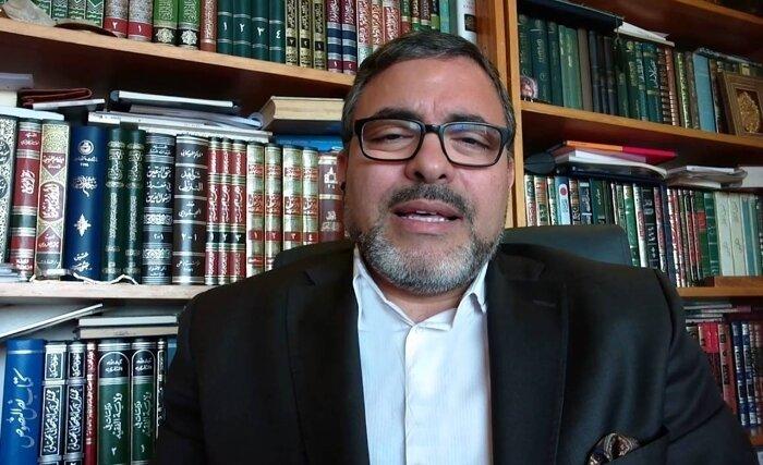 دکتر عماد الدین الحمرونی رئیس موسسه اهل بیت(ع) تونس