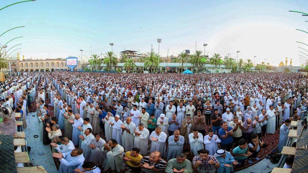 برگزاری نماز عید قربان در ۱۱ کشور عربی و ممنوعیت آن در ۴ کشور