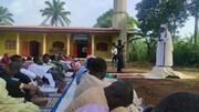 برگزاری نماز عید قربان در شهر پایگوم کشور کامرون