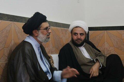 تصاویر/ تقدیر مدیر حوزه علمیه کردستان از روحانیون طرح هجرت شهرستان بیجار