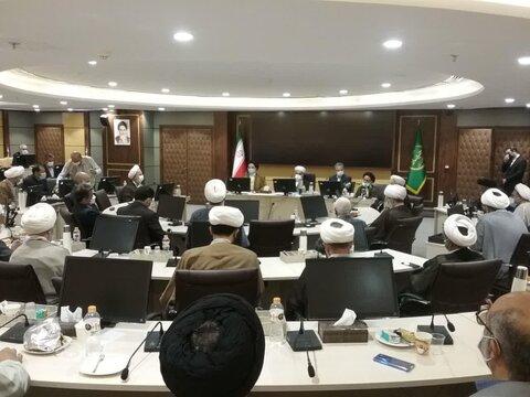تصاویر/ مراسم معارفه نماینده جدید ولی فقیه در وزارت جهاد کشاورزی