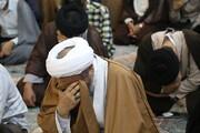 تصاویر / مراسم بزرگداشت مرحوم استاد محمدحسین فرج نژاد در مدرسه علمیه معصومیه