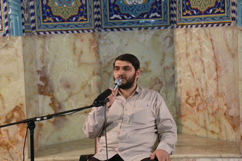 تصاویر / مراسم بزرگداشت مرحوم دکتر محمدحسین فرج نژاد در مدرسه علمیه معصومیه