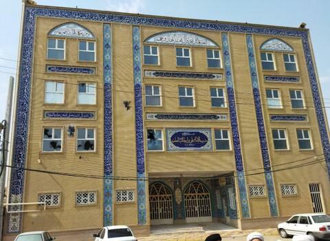 حمله آشوبگران معارض به یک مدرسه علمیه در اهواز